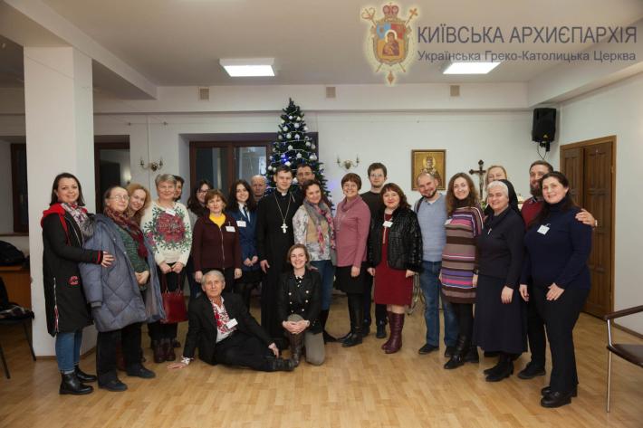 У Києві провели формаційну зустріч для викладачів