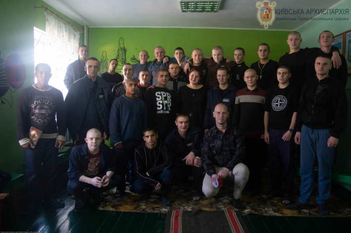 Проєкт волонтерів Київської архиєпахії розпочав служіння у Ковельській колонії
