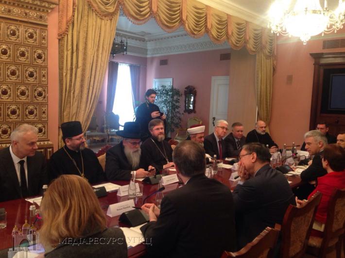 Глава УГКЦ на зустрічі з послами G7: Ми переможемо у війні з Росією, але час настання перемоги залежить від швидкості і якості реформ