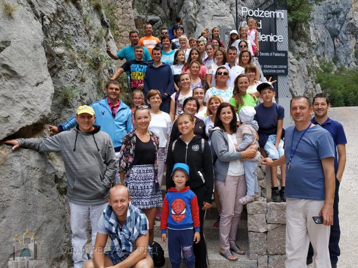 У Хорватії завершився ІІ заїзд табору «Зелен-світ»
