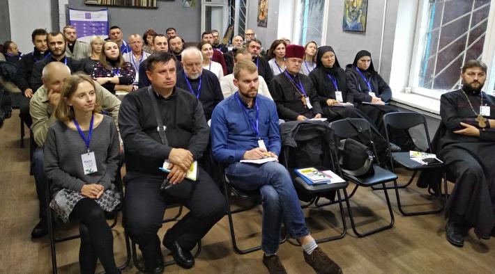 У Краматорську розпочалася модульна навчальна програма «Студії живої парафії»