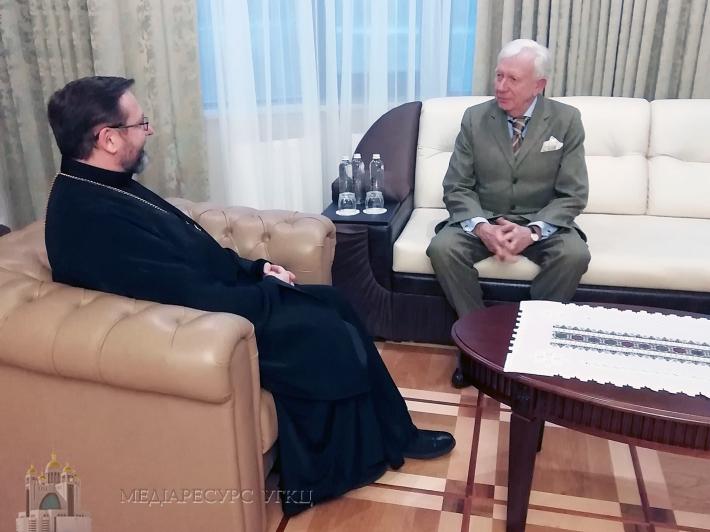 «Тепер греко-католики і православні будуть в унісон говорити правду про Україну», - Глава УГКЦ