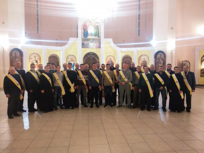 У Тернополі заснували Раду Лицарів Колумба
