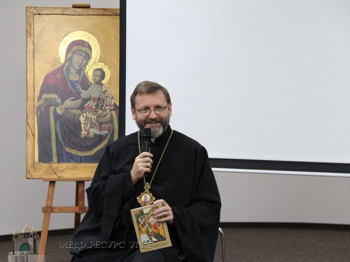 Глава УГКЦ: «Ми не зможемо відповісти на виклики Церкви без нашого монашества»