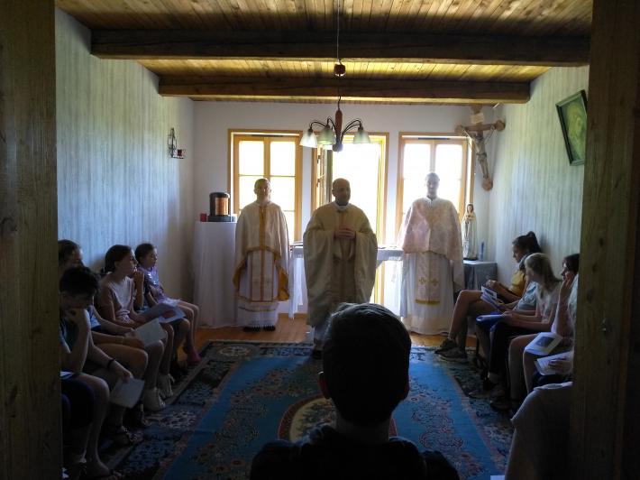 В Естонії розпочався літній християнський табір для дітей країн Балтії