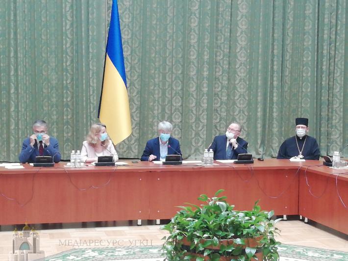 Глава УГКЦ закликав Мінкультури завершити спорудження меморіалу жертв Голодомору