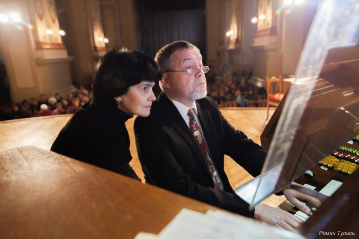 У гарнізонному храмі у Львові відбудеться концерт органної музики
