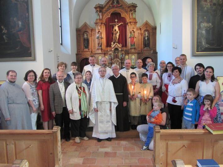 Новий душпастирський осередок для вірних УГКЦ у Форальбрегу на заході Австрії