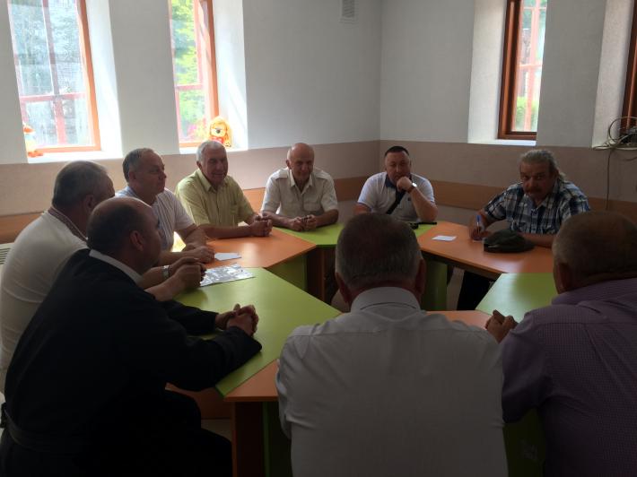 У Ковелі провели зустріч парафіяльної спільноти «Батьки в молитві»