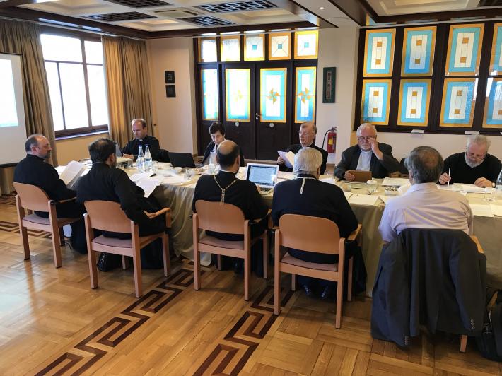 У Греції представники Католицької і Православної Церков дискутували про примат і синодальність