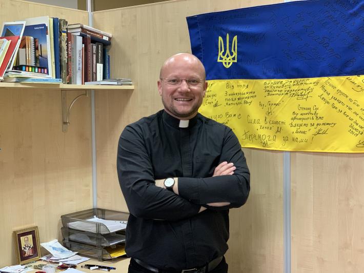 Отець Степан Сус призначений єпископом Курії Верховного Архиєпископа УГКЦ