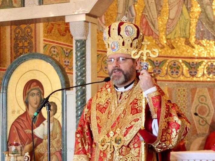 Блаженніший Святослав: «Герої Небесної сотні є для нас еталоном правди, справедливості й любові до ближнього»