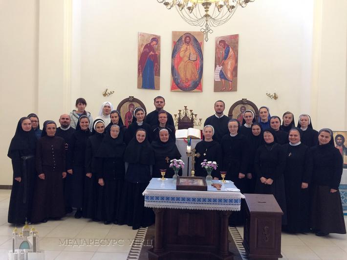 У Гошеві відбулися реколекції «Lectio Divina» для сестер різних згромаджень УГКЦ і РКЦ
