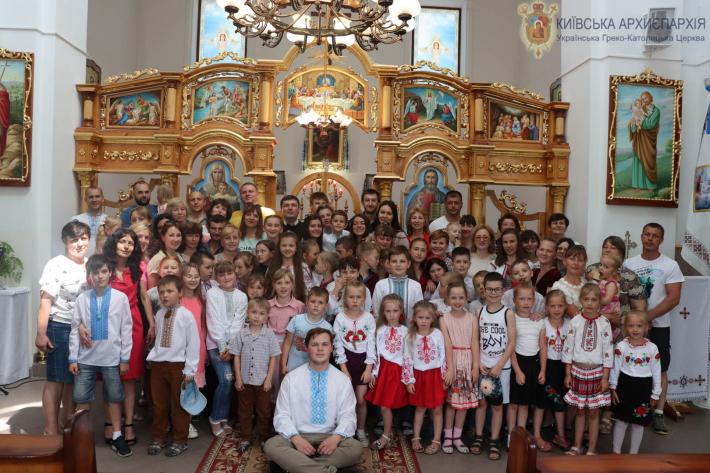 У місті Бар, що на Вінниччині, провели «Веселі канікули з Богом
