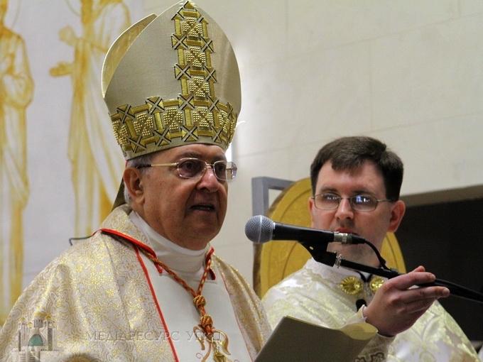 Посланець Папи Франциска в Харкові: «Любов до правди не дозволяє нам прийняти мовчання щодо ситуації в Україні»