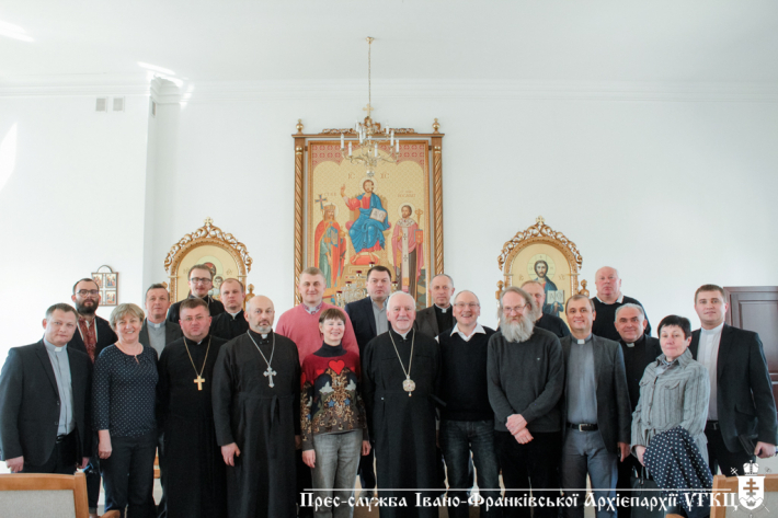 В Івано-Франківську зустрічалися церковні економи з цілої України