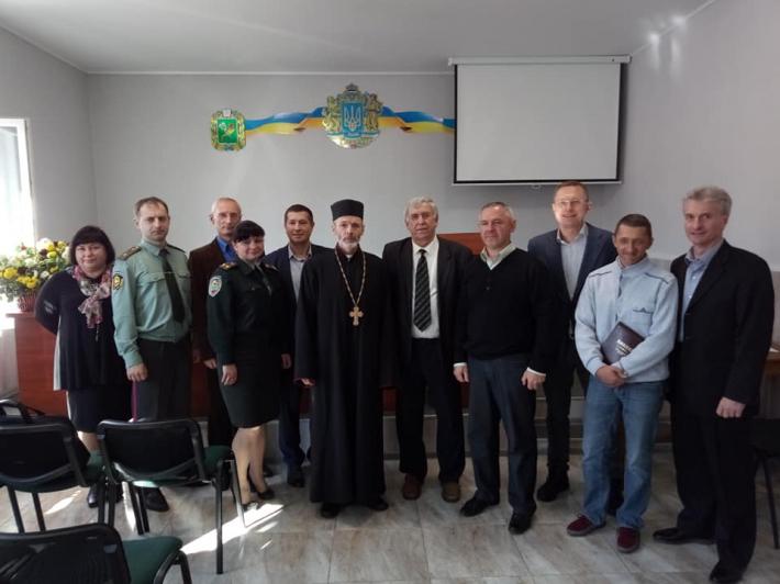 У Харкові відзначили 30-річчя християнського служіння у пенітенціарній системі України як регулярного душпастирства ув