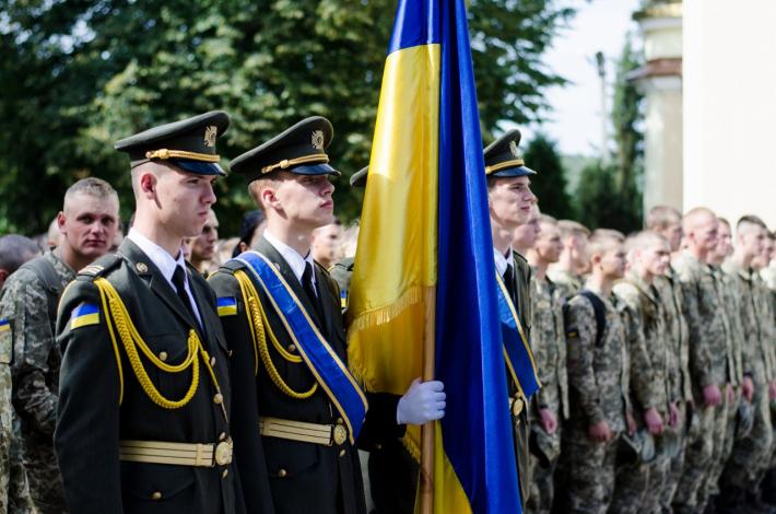Військові готуються до десятої Всеукраїнської прощі у Зарваниці
