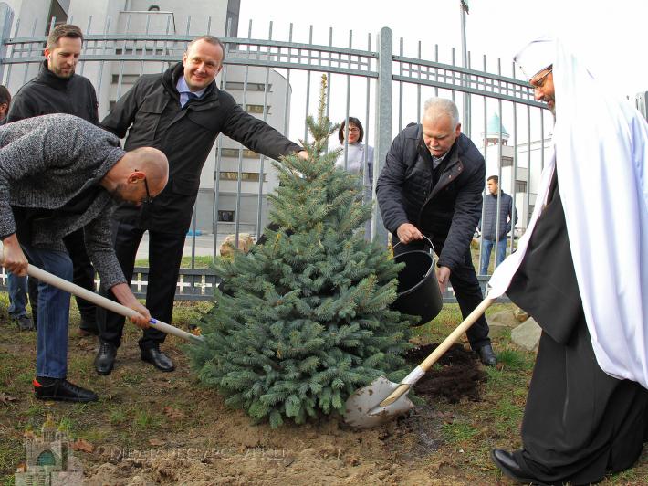 Блаженніший Святослав привітав д-ра Володимира Шеремету  з нагоди його 50-річчя