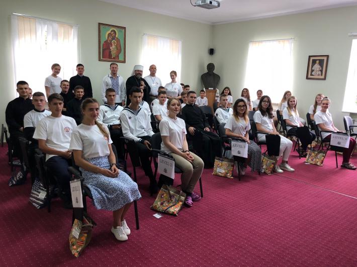 Блаженніший Святослав і кардинал Ґуалтьєро Бассетті відкрили четверту благодійну школу англійської мови на батьківщині патріарха Йосифа (Сліпого)