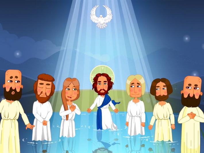 Українська анімаційна студія представила нову однойменну стрічку до свята Богоявлення