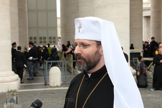 Патріарх Святослав