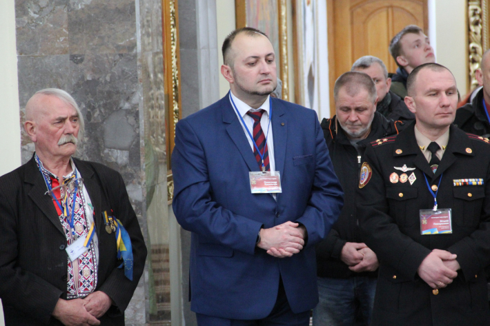 У Зарваниці відбулася V церемонія нагородження орденом «За спасіння життя»