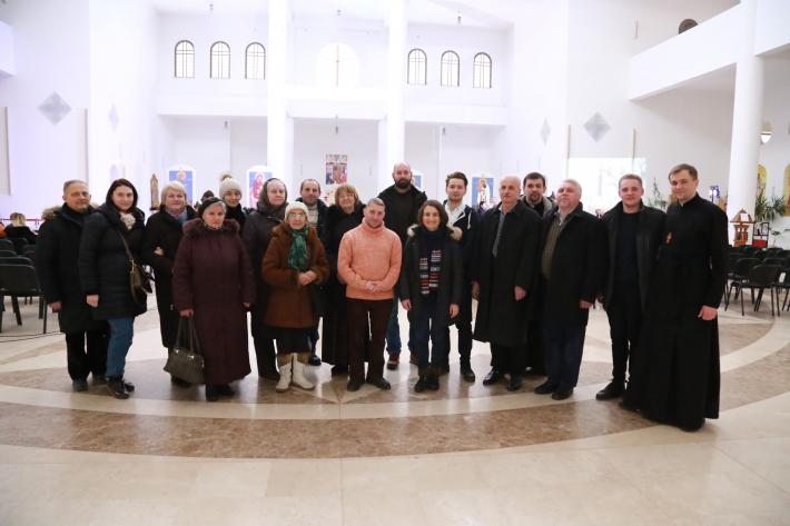 У Патріаршому соборі відбулася  конференція на тему розвитку соціального служіння Київської архиєпархії