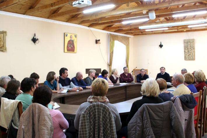 У Зарваниці відбулися реколекції для директорів навчальних закладів