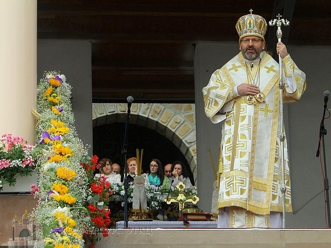 Глава УГКЦ: Перемога України кується в Зарваниці