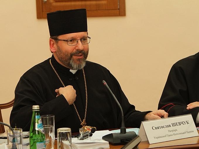 Глава УГКЦ: «РПЦ не передбачає іншого спілкування, крім як возз'єднання з нею»