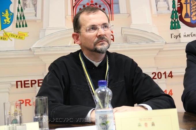 Секретар Синоду Єпископів УГКЦ владика Богдан (Дзюрах): «Мусимо чувати, аби така шляхетна ідея, як національна, не посіла місця Бога»