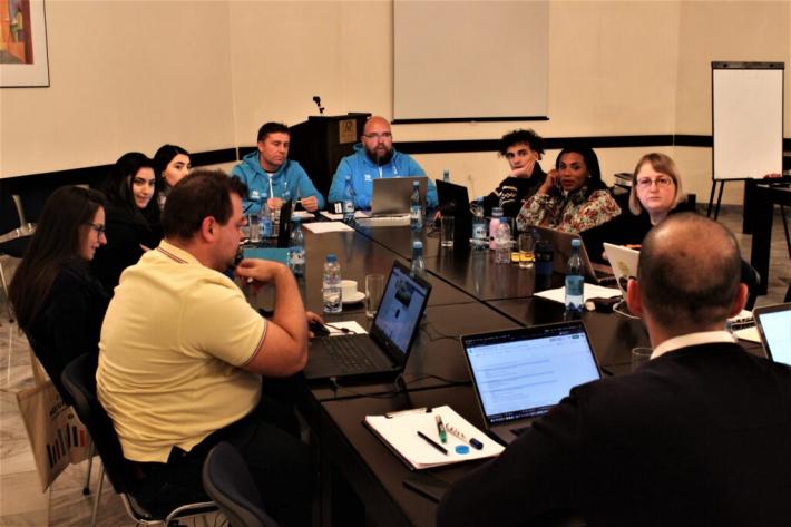Інститут лідерства та управління УКУ реалізує міжнародний проєкт ProMovEnt  із соціального підприємництва