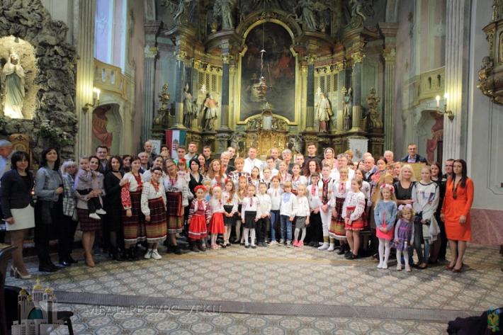 Українці в Угорщині відсвяткували Покрову