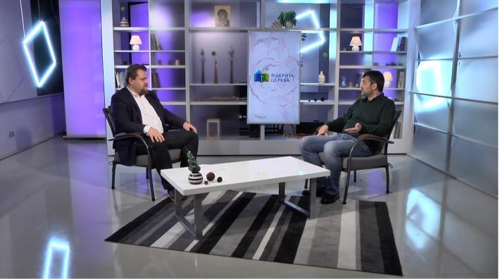 Про Школу журналістики УКУ дивіться на 5-му каналі