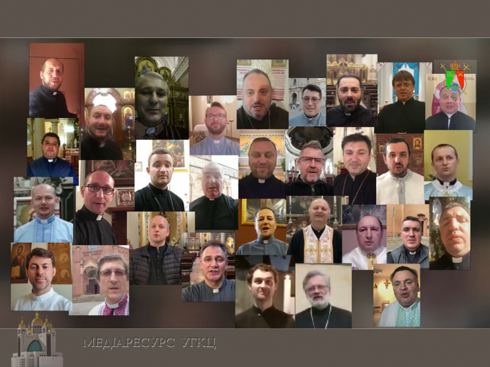 «Ми чекаємо на вас у храмі!» – священники УГКЦ в Італії