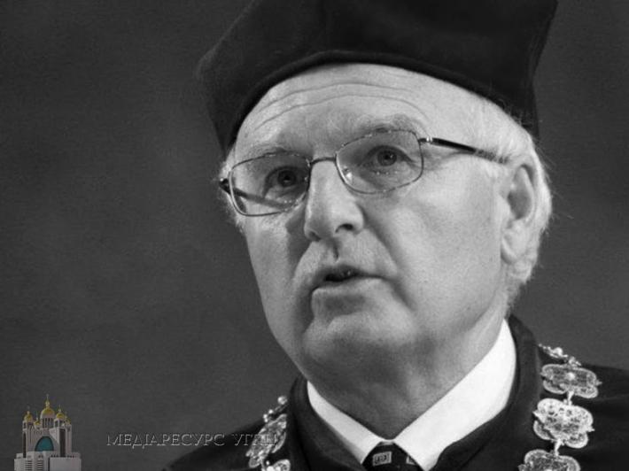 Глава УГКЦ висловив співчуття Святославу Вакарчуку з приводу смерті його батька Івана Вакарчука