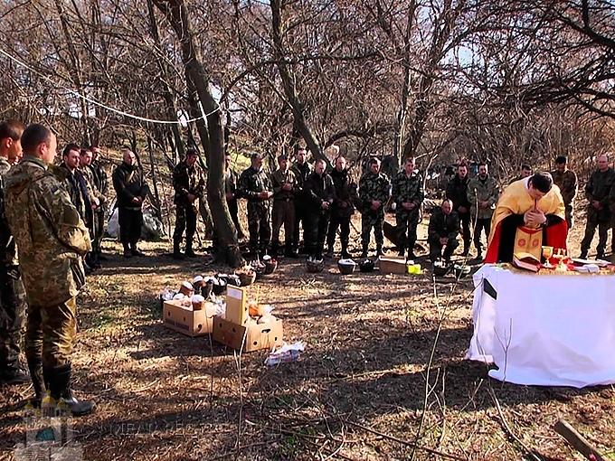 Капелани УГКЦ пояснили, що військовий капелан – це той, хто сьогодні виконує своє служіння для військовослужбовців