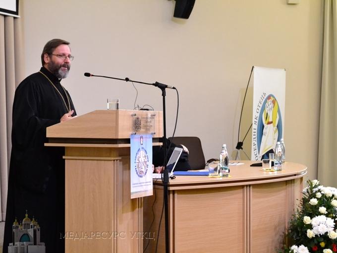 Глава УГКЦ відкрив Всецерковну катехитичну конференцію у Львові