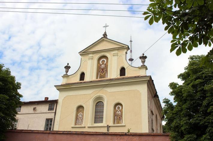 У Львові священник обіцяє влаштовувати протести, якщо не буде музею митрополита Андрея Шептицького