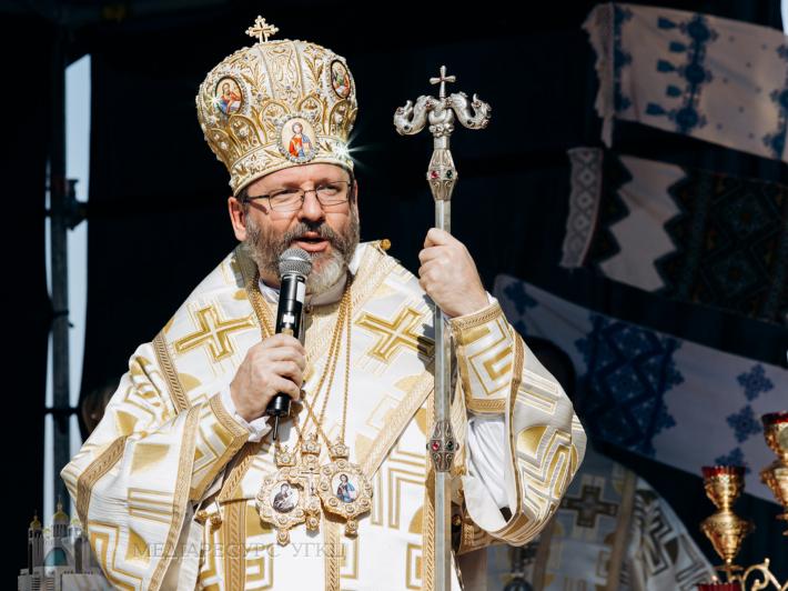 Проповідь Блаженнішого Святослава в шосту неділю після Зіслання Святого Духа під час прощі до Крилоса