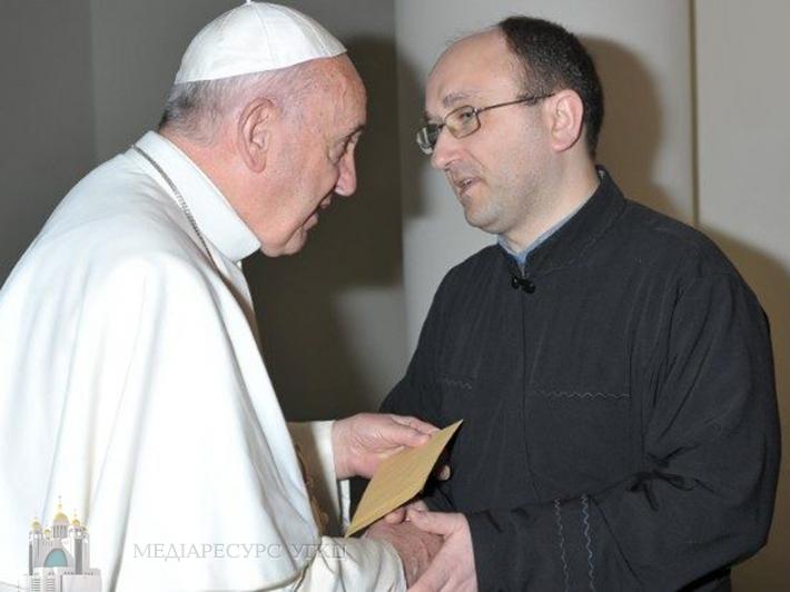 Папа поблагословив рішення Синоду УГКЦ про обрання єпарха Кам'янець-Подільського