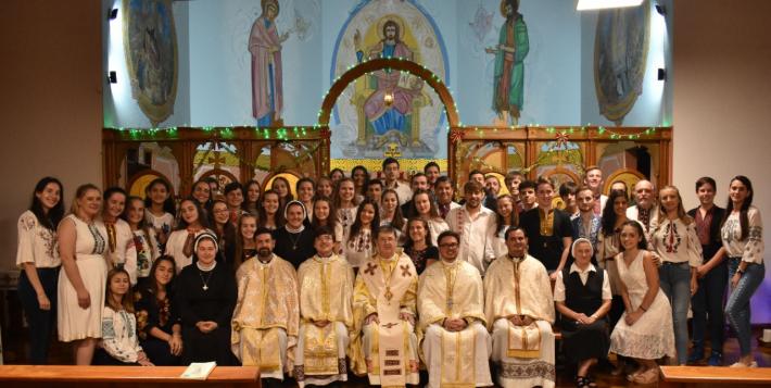 Курс вступу до богослов'я, української мови і культури провели в Аргентині