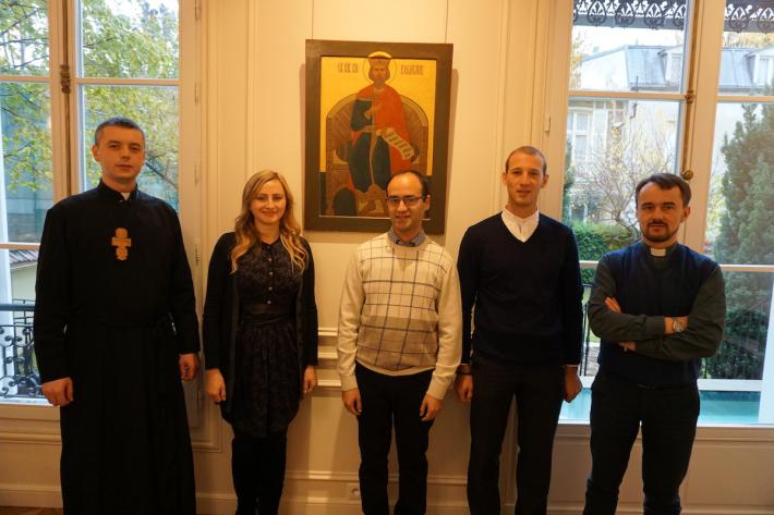 У Парижі провели конференцію для студентів та аспірантів Львівської архиєпархії, які навчаються за кордоном