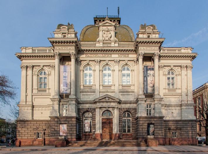 У Національному музеї у Львові імені Андрея Шептицького відбудеться день відкритих дверей з нагоди 75-х роковин від дня смерті його засновника