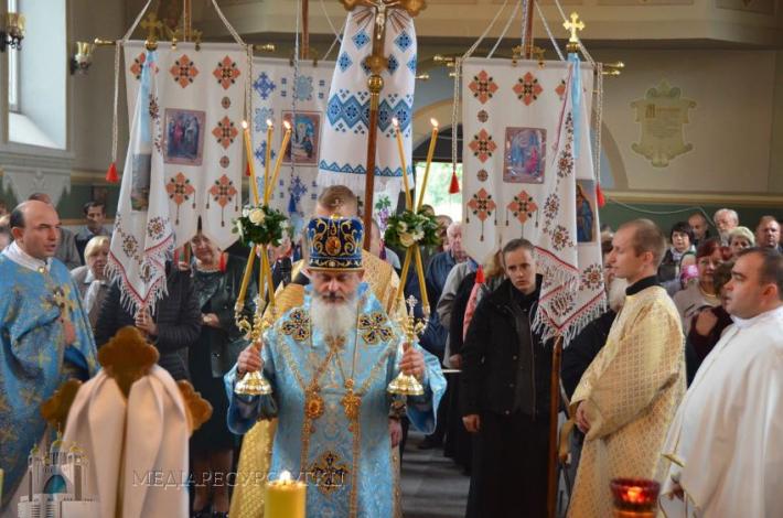 Катедральний празник Різдва Пресвятої Богородиці в Луцьку