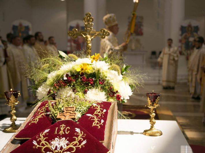 14 серпня величавими Літургіями, відновленням хресних обітів і водосвяттям УГКЦ відсвяткувала 1030-річчя Хрещення Русі-України