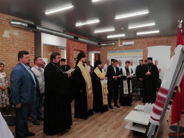 «Наша справа сьогодні об'єднати людей навколо християнських цінностей», - протоієрей Віталій Сидорук