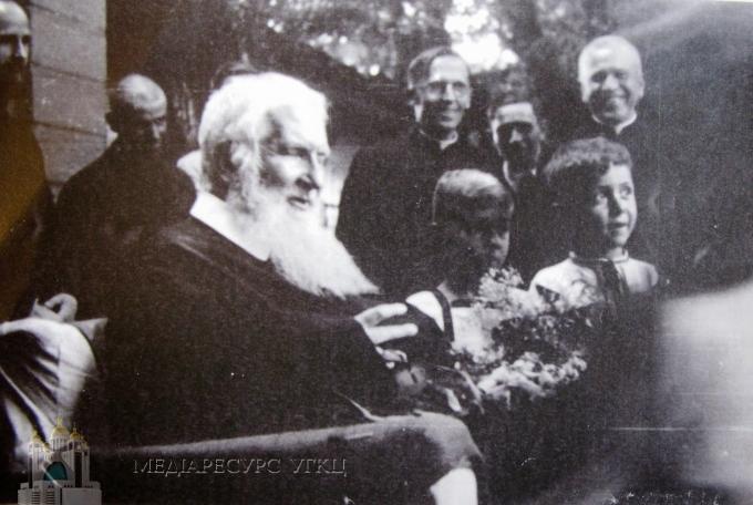 У Житомирі вшанували пам'ять митрополита Шептицького