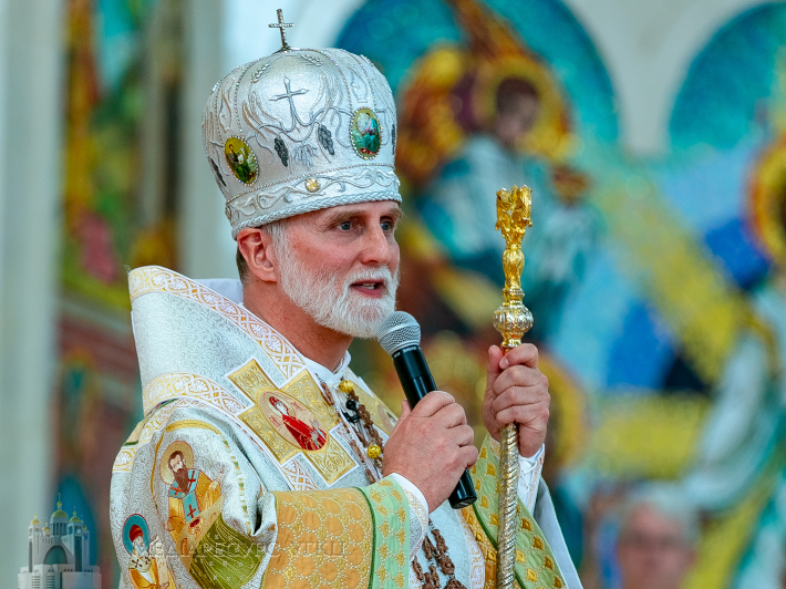 Today the Lord speaks to us through what is happening, Bishop Borys Gudziak about the coronavirus pandemic.